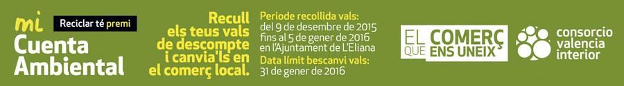Consorcio Valencia Interior - Reciclar tiene premio