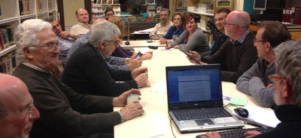 La biblioteca organiza la 39 i viquimarat de l 39 eliana - Biblioteca l eliana ...